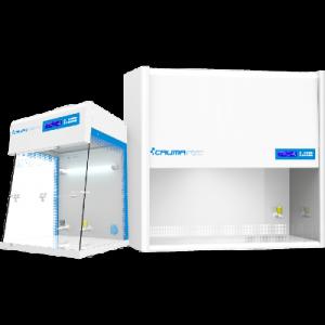 Cabines de Fluxo Laminar e PCR